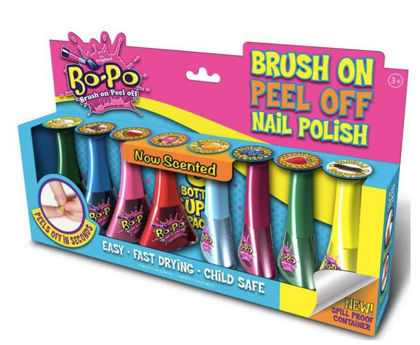 Bo-Po Nail Polish Super Pack