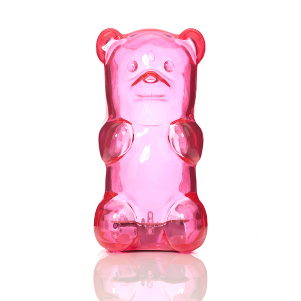 GummyGoods - Gummy Bear Pink Night Light