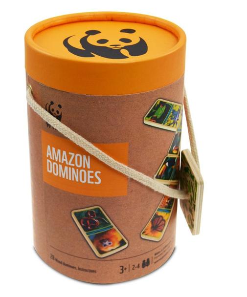 WWF Amazon Dominoes