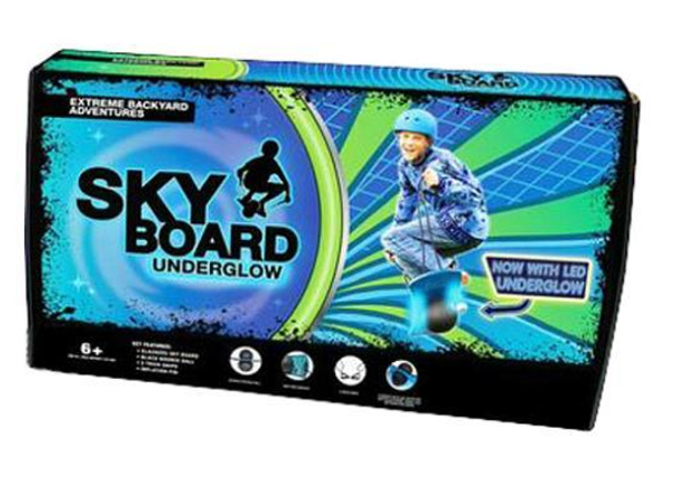Slackers Sky Board Underglow - Blue
