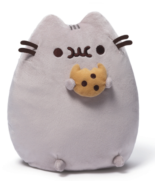 Pusheen with Cookie Plush by GUND