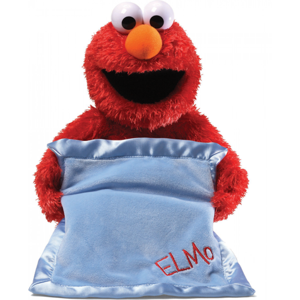 Sesame Street Peek A Boo Elmo by GUND (U4038770)