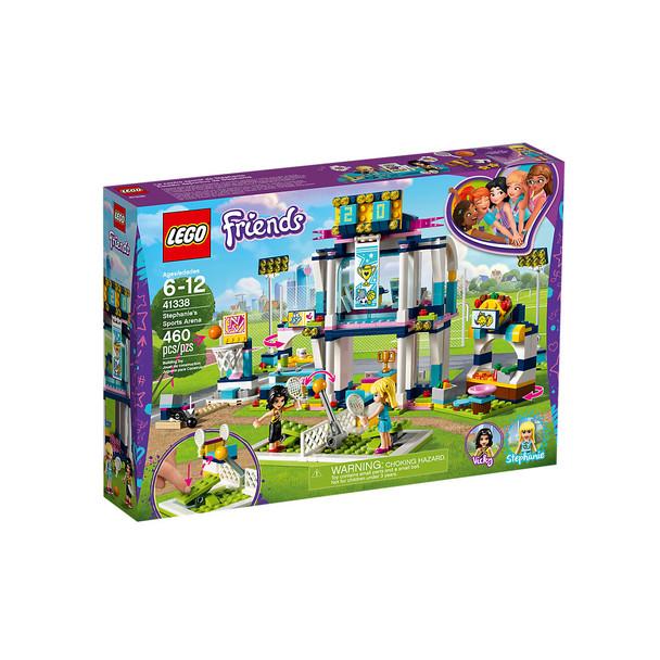 Lego Friends 41338 Stephanie's Sports Arena