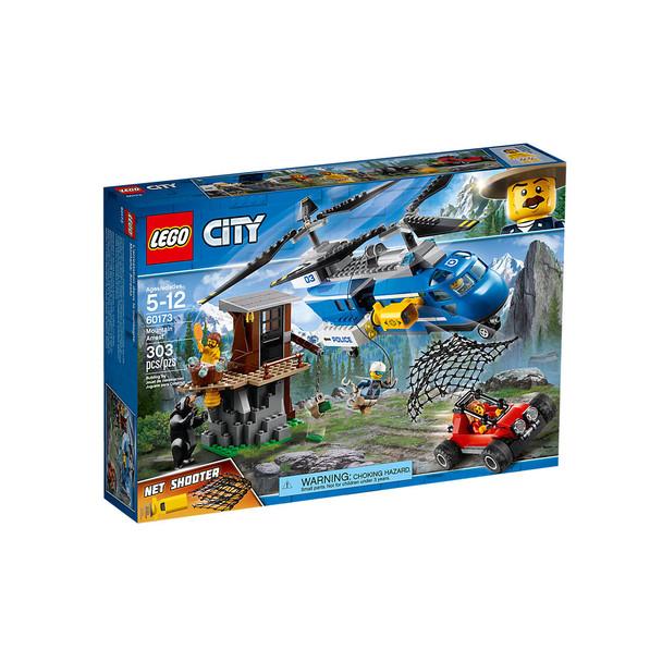 Lego City 60173 Mountain Arrest
