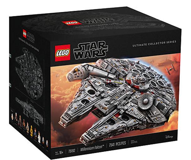 LEGO Star Wars 75192 Millennium Falcon
