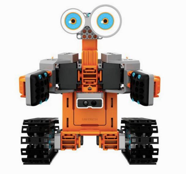 UBTECH Jimu Robot TankBot - App Enabled Stem Robotic Kit