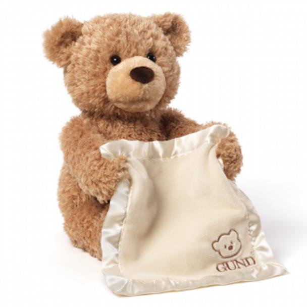Peek-A-Boo Bear by GUND