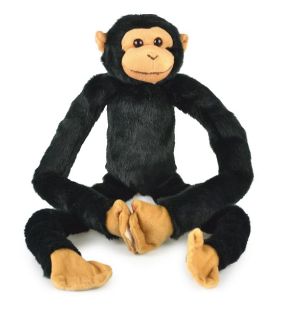 Monkeyland Large Hanging Chimp 68cm