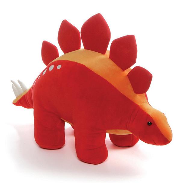 Gund Tailspin Dino 38cm Stegosaurus Plush