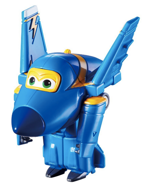 Super Wings Transforming Jerome Plane