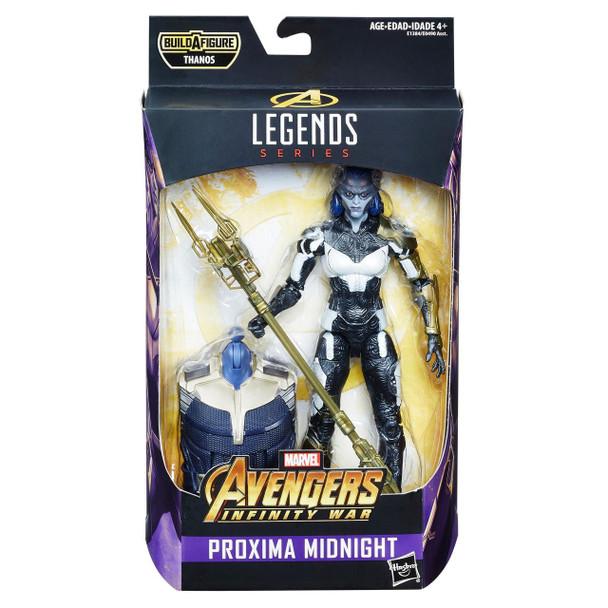 Avengers Marvel Legends Series 6-inch Proxima Midnight