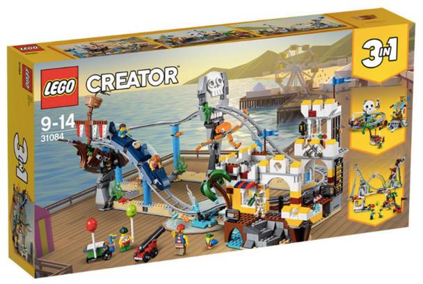 Lego Creator 31084 Pirate Roller Coaster