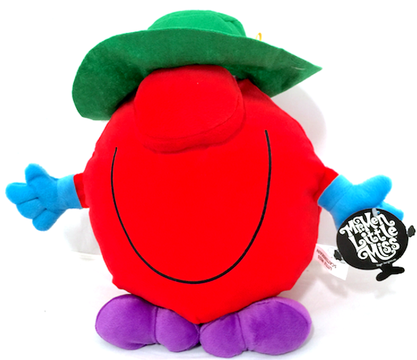 Little Miss Scatterbrain Plush