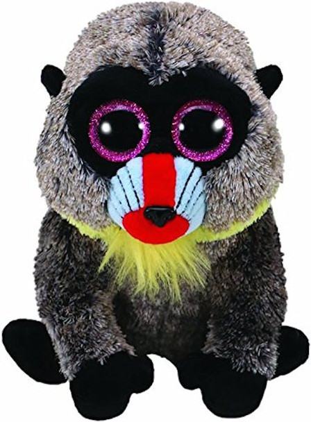 TY Beanie Boos Medium Wasabi the Baboon - 23cm