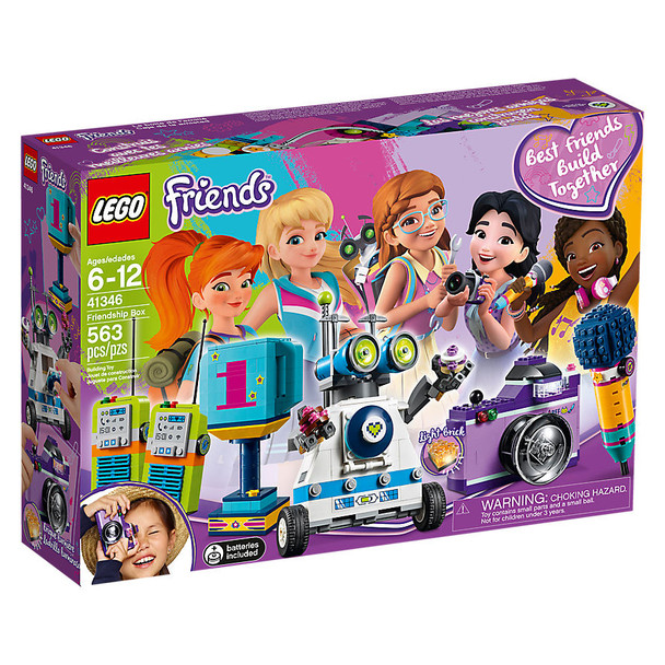Lego Friends 41346 Friendship Box