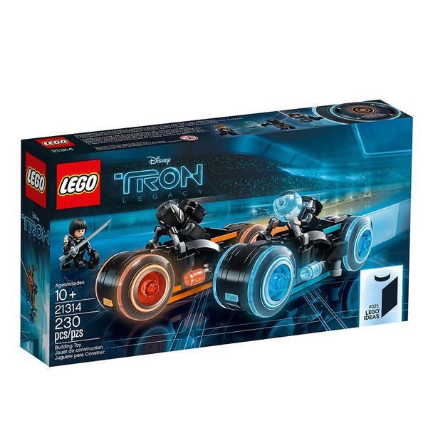 Lego Disney 21314 Tron Legacy