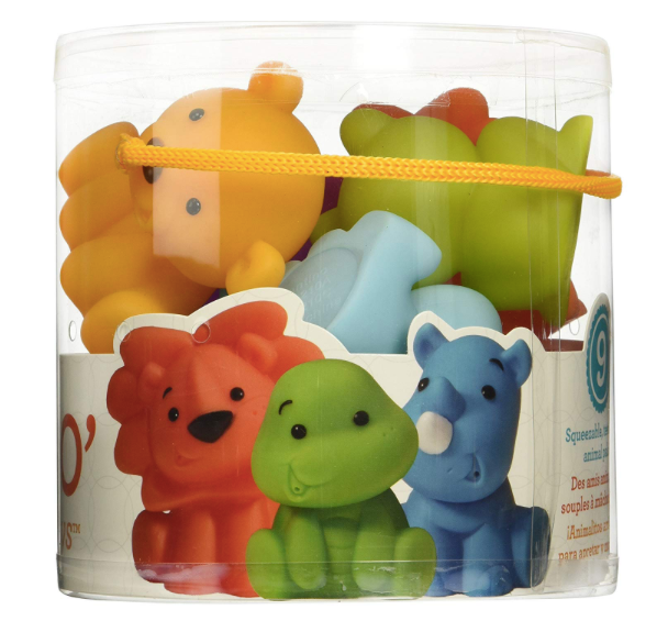 Infantino Tub O' Toys Assorted