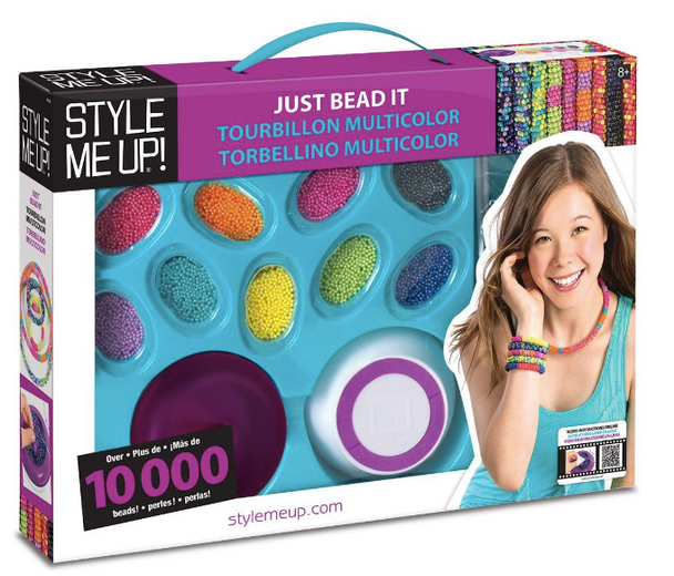 Style Me Up Just Bead It Jewellery Making Kit