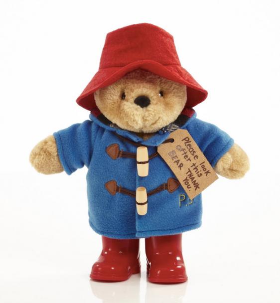Paddington Bear in Boots and Dufflecoat - 22cm