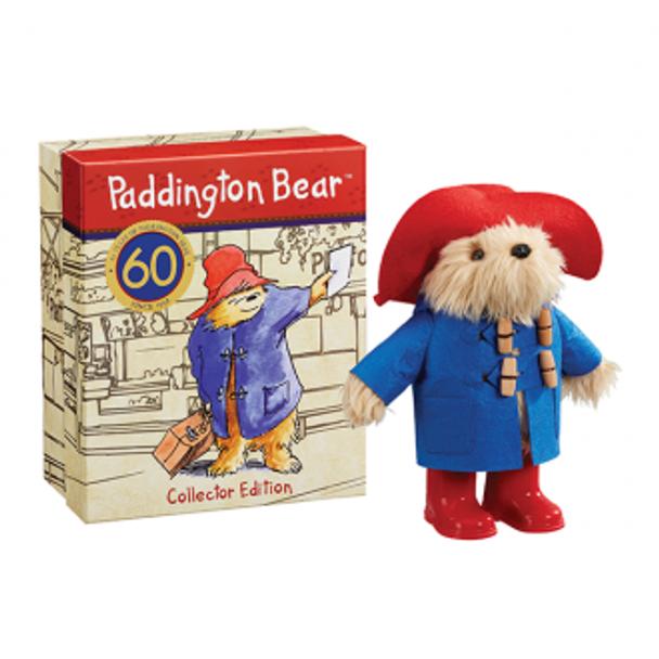 Paddington Bear Collector Edition 60th Anniversary
