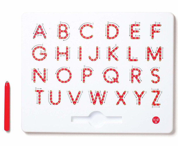A To Z Upper Case Magnatab by Kid O