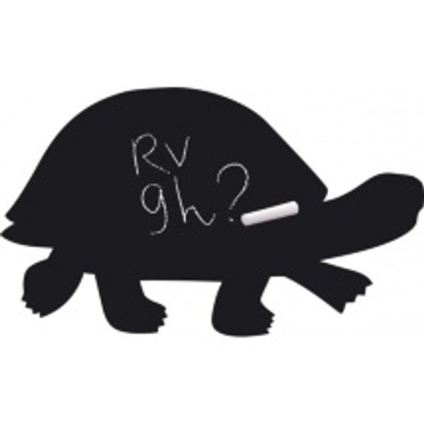 Chalkboard Sticker - Turtle