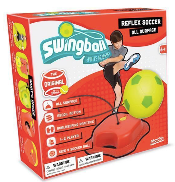 Mookie Reflex Soccer All Surface