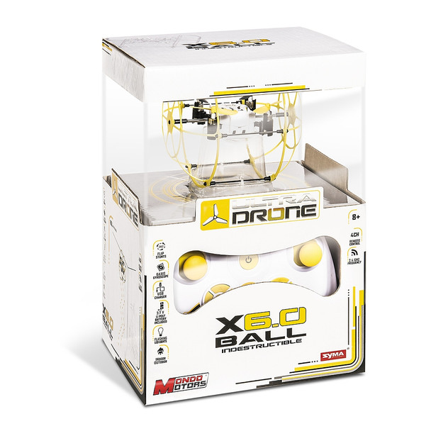 Ultradrone X6.0 Ball RC Quadcopter