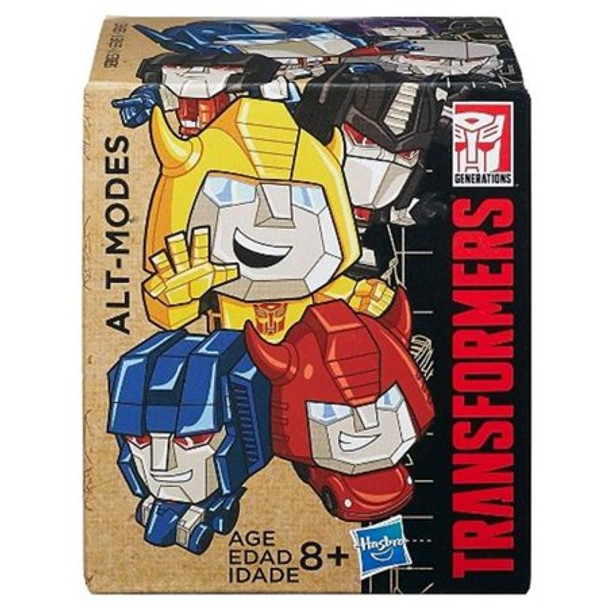 Transformers Alt-Modes Collectables Series 1