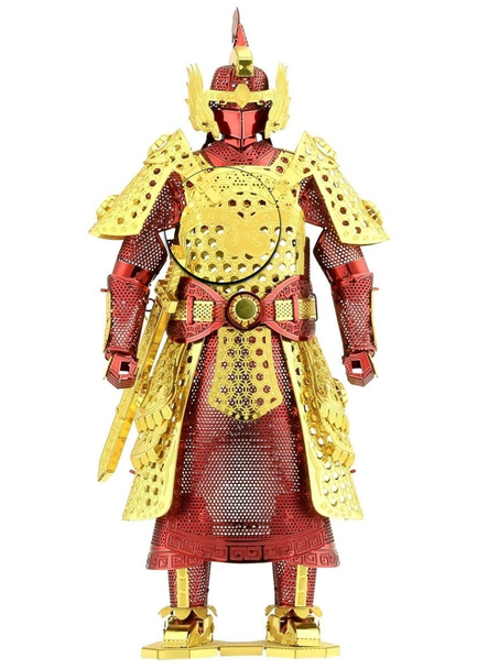 Metal Earth - Chinese Ming Armour Model Kit