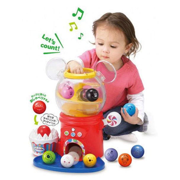 TOMY Disney & Pixar Characters Play n Learn Ball Tower