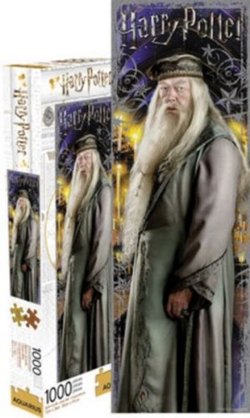 Harry Potter - Dumbledore 1000pc Slim Puzzle