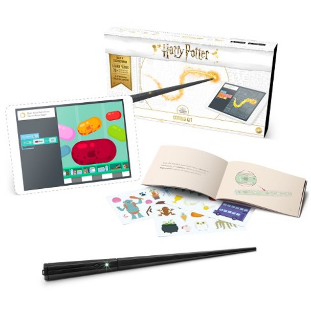 Harry Potter Kano Wand Coding Kit