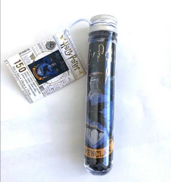 Harry Potter Ravenclaw 150pc Mini Test Tube Puzzle