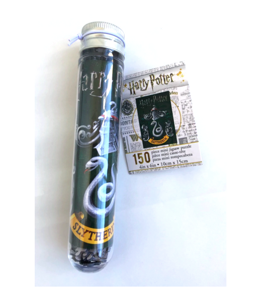 Harry Potter Slytherin 150pc Mini Test Tube Puzzle