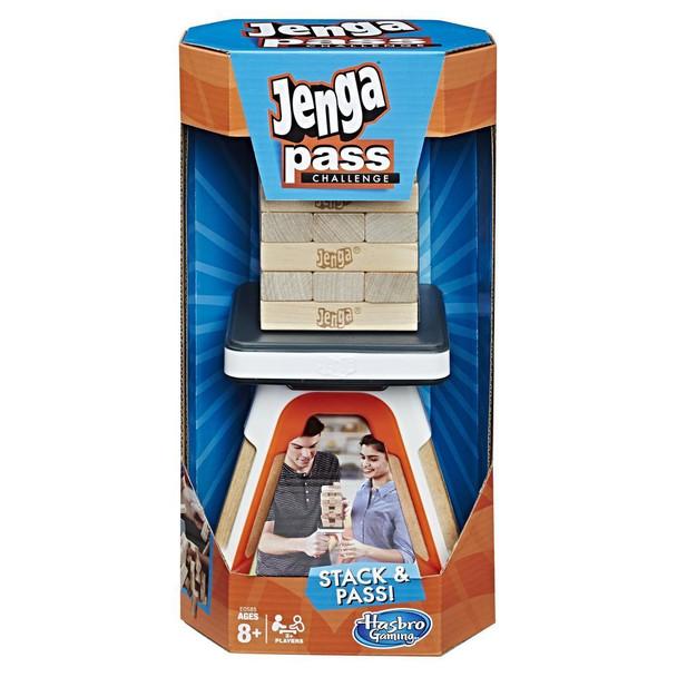 Hasbro E05850000 Jenga Pass Challenge