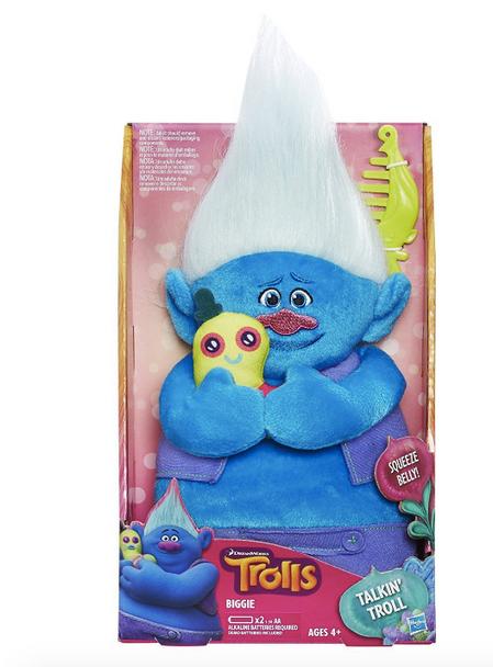 Hasbro Biggie Talkin ' Troll 30cm
