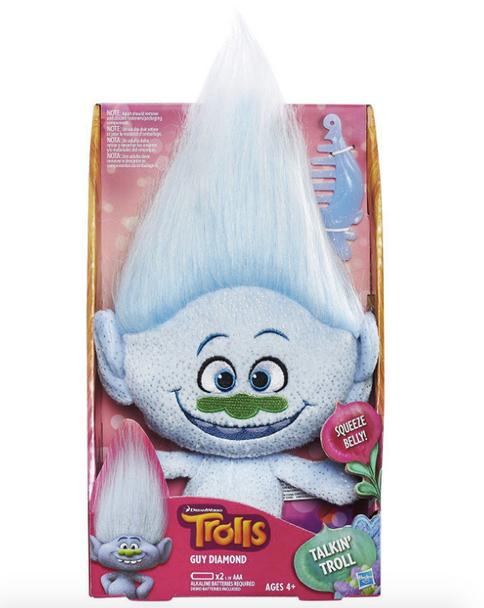 Hasbro Guy Diamond Talkin Troll 30cm
