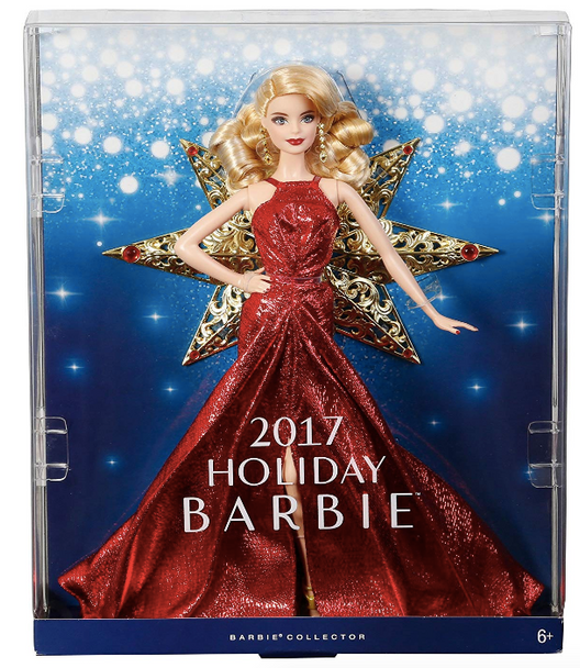 Barbie™ 2017 Holiday Doll - Mattel Barbie Collector Series