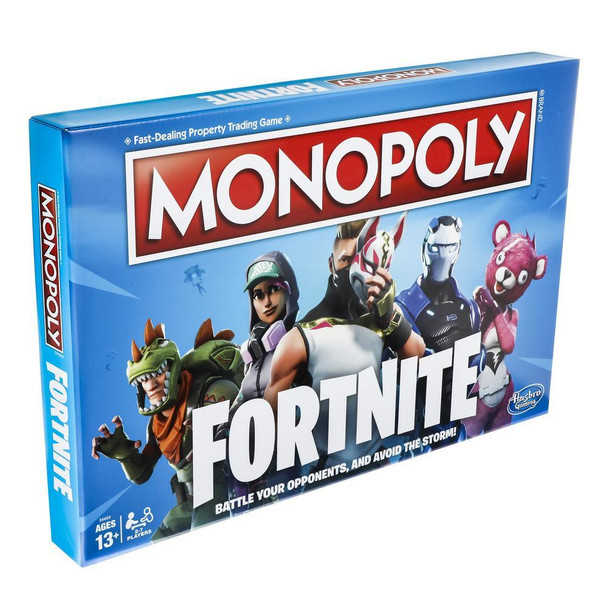 Monopoly Fortnite by Hasbro