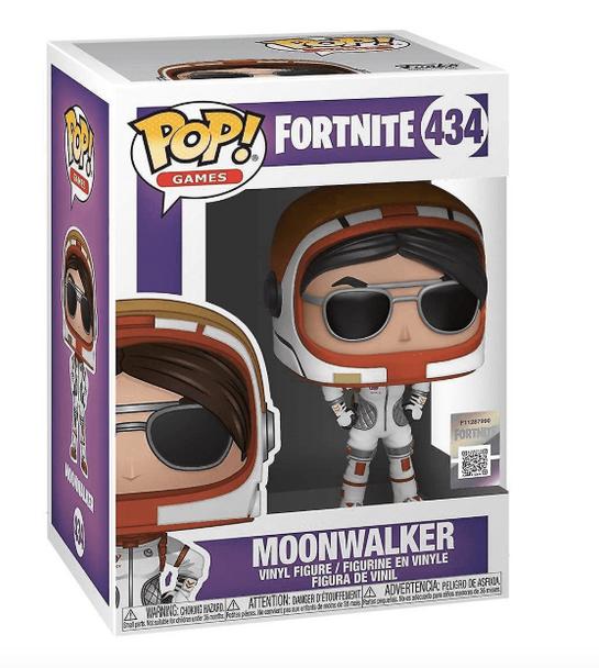 Moonwalker Pop! Fortnite Vinyl Figure #434