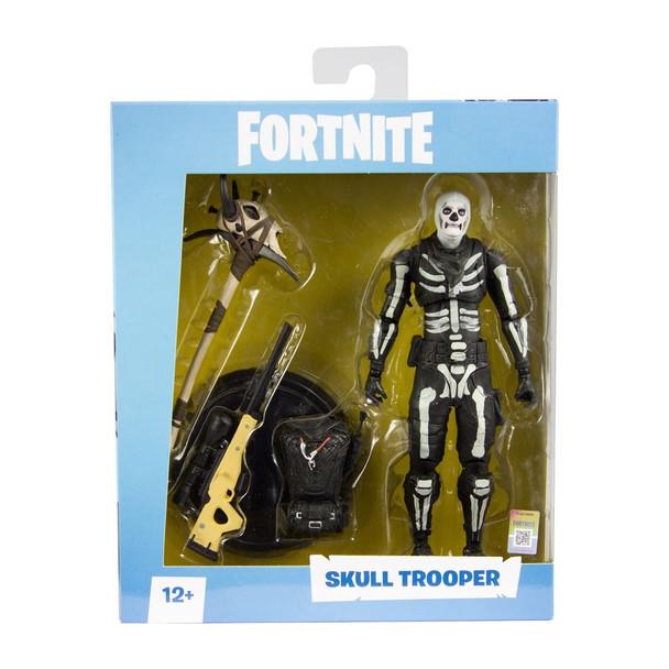 """Fortnite - Skull Trooper 7"""" Action Figure"""