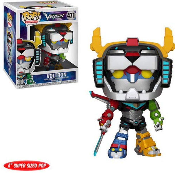 "6"" Voltron Pop! Fortnite Vinyl Figure #471"