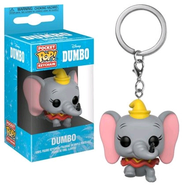 Dumbo Pocket Pop! Vinyl Keychain