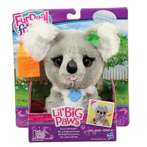 FurReal Friends Li'l Big Paws Sneezy Kiki Koala Pet