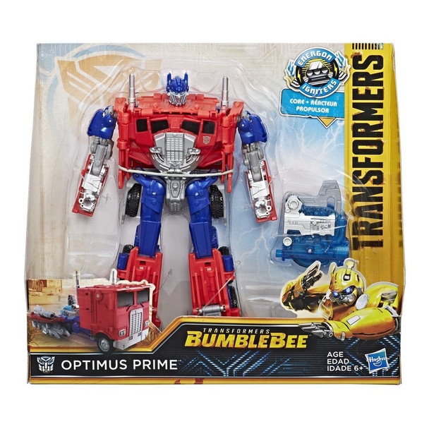 Transformers Optimus Prime -- Energon Igniters Nitro Series