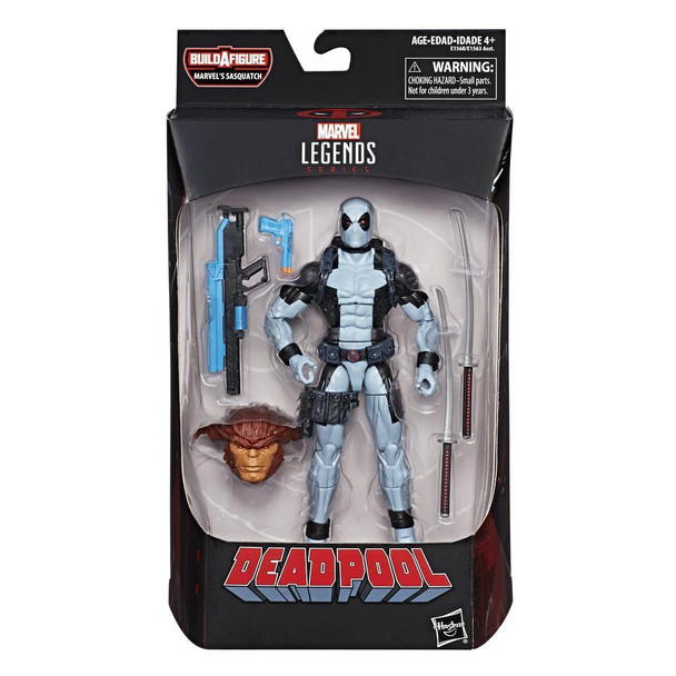 Marvel Legends Series 6-inch Deadpool X-Force
