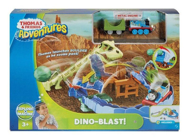 Thomas & Friends Adventures Dino-Blast