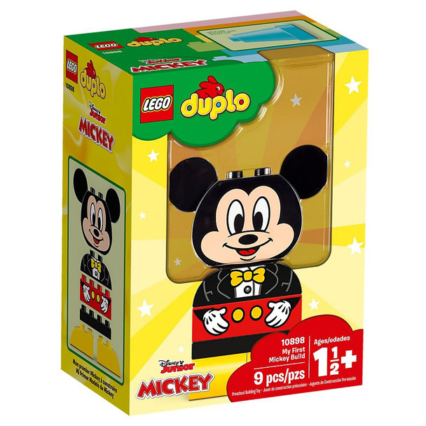 LEGO® Duplo 10898 My First Mickey Build