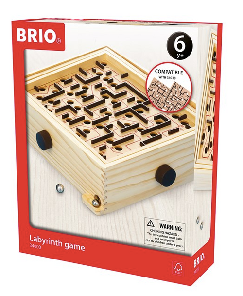 BRIO Labyrinth Maze Game